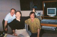 Photo of Curt Moore, Joe Weed, Tom Taylor